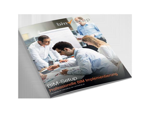 BIM Setup Broschüre für Implementierung